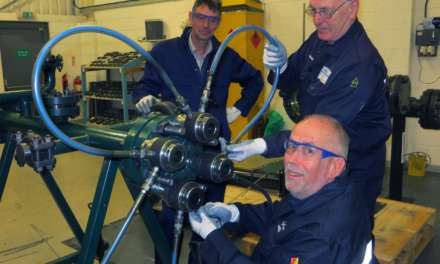 SABIC enhances workforce safety / competency skills with Academy of Joint Integrity training modules