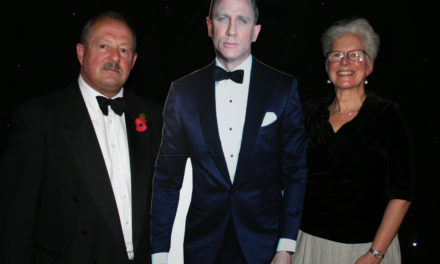 Casino Royale charity ball raises £10,000 for community regeneration charity