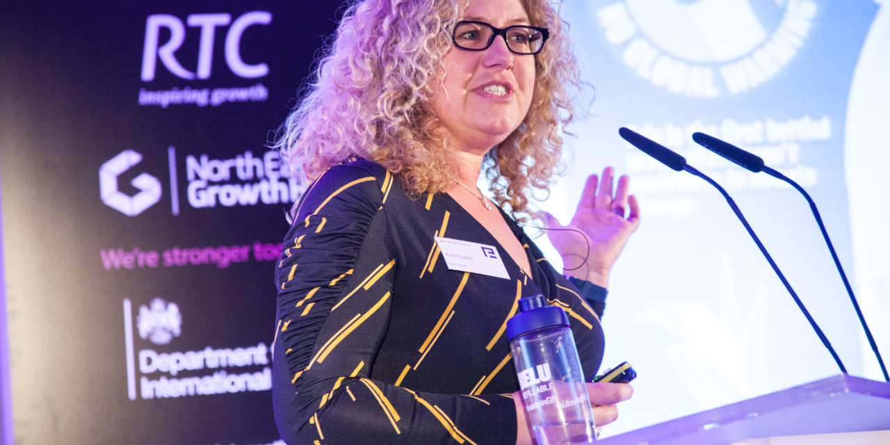 Entrepreneurs taking chances prove they can also do some good for society at major North East conference