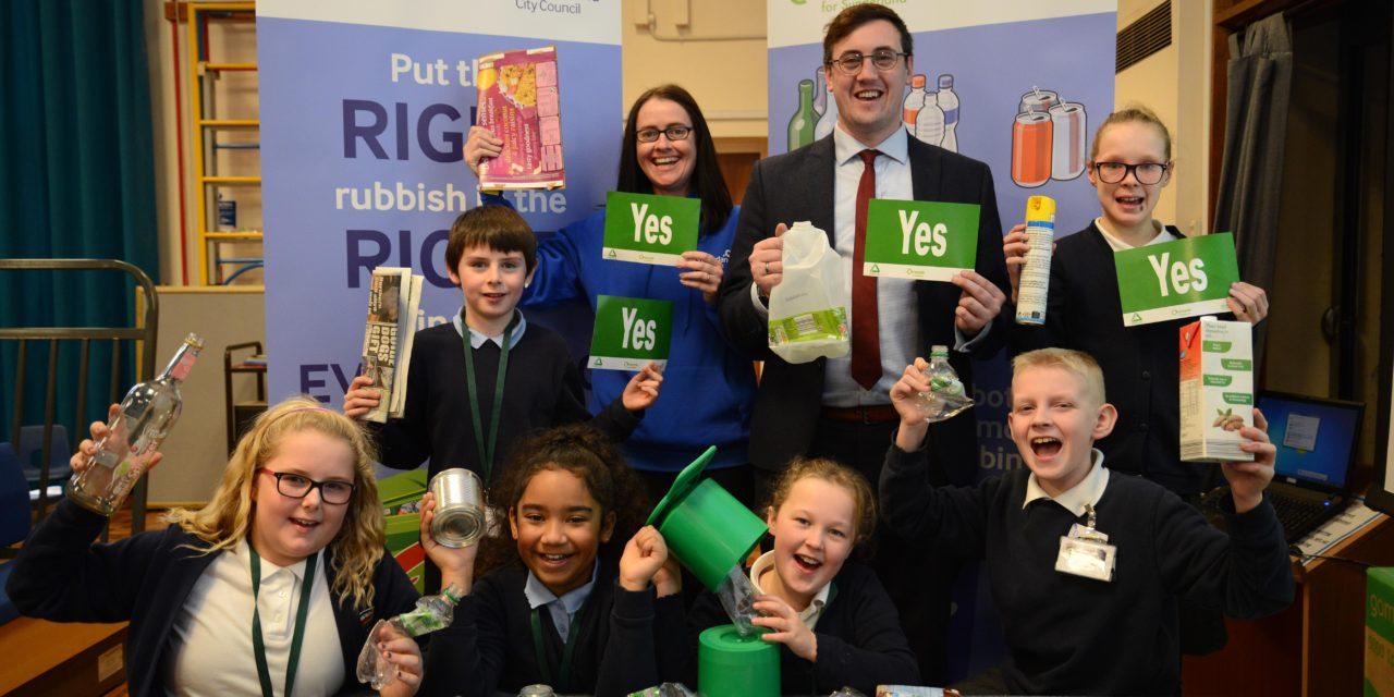 Sunderland residents encouraged to be better recyclers with new council-led initiative