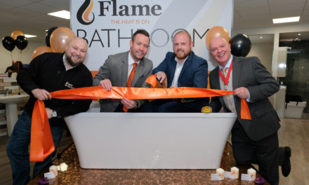 Flame officially launches Durham 'virtual reality' showroom