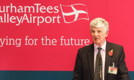 Durham Tees Valley launches 'Flying for the Future' campaign