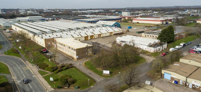 Newton Aycliffe business centre snapped up by Manchester investment & development company