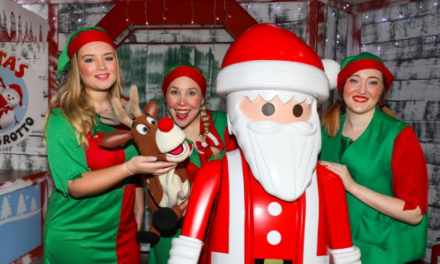PLAYMOBIL and intu Metrocentre team up for more Christmas cheer