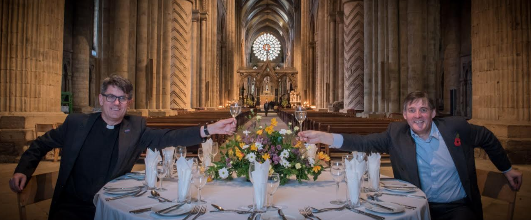 Durham Cathedral to Host Unique Annual Dinner