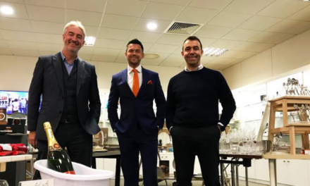 New senior appointment equals success for catering firm