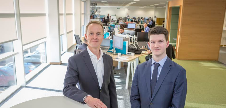 North tech firm gets business moving in Durham
