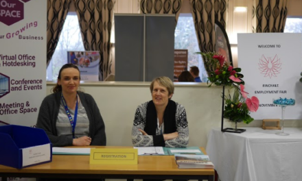 Durham Jobs Fair Success