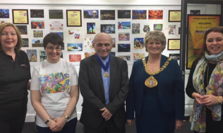 Digital Arts exhibition celebrates the creative work and progression of local hard-to-reach learners