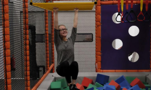 Fun, Fitness and Family Bounce