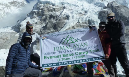 Sunderland sports scientists help graduate acclimatise for Everest trek