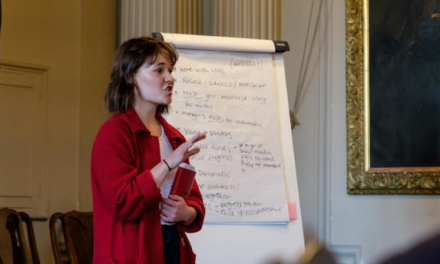 Young people take their concerns to decision makers