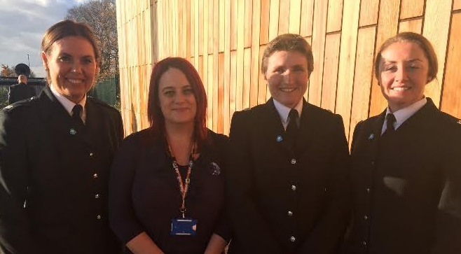 NHS tweeter nominated for national Police Twitter awards