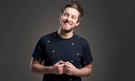 Chris Ramsey – Just happy to get out the house tour!
