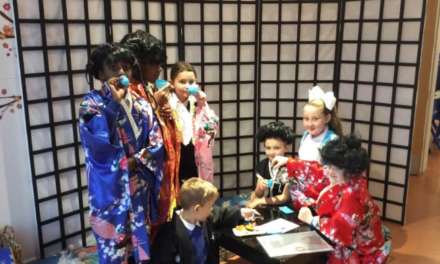 Museum magic comes to the classroom