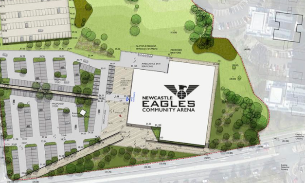 Eagles Foundation Builds for the Future