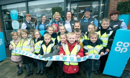 Co-Op Serves-up New £615,000 Store in County Durham Village