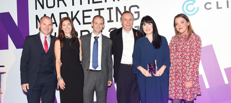 Ouseburn Farm wins at Northern Marketing Awards