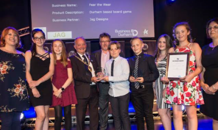 Schoolchildren get 'smart' for popular business competition
