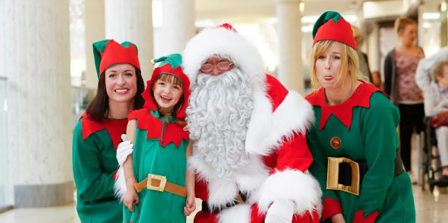 Start the Countdown to Christmas in Style at intu Metrocentre's Winter Weekend of Fun!