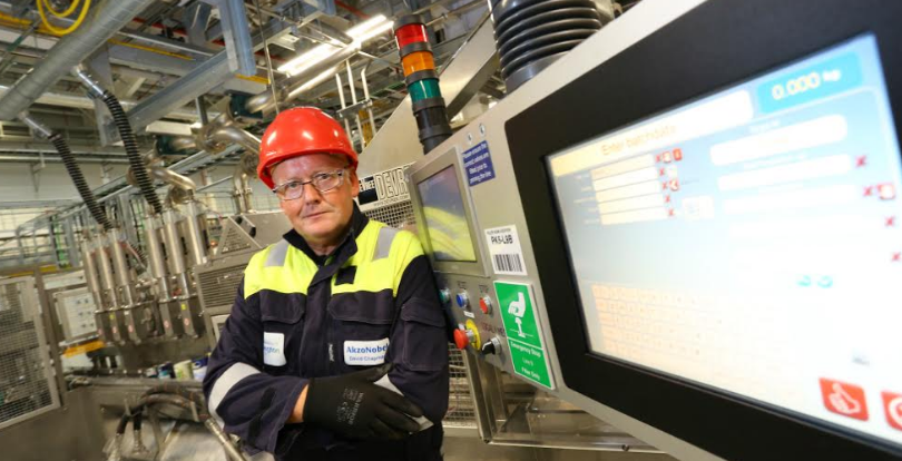 From coal mines to filling lines AkzoNobel goes back to the future