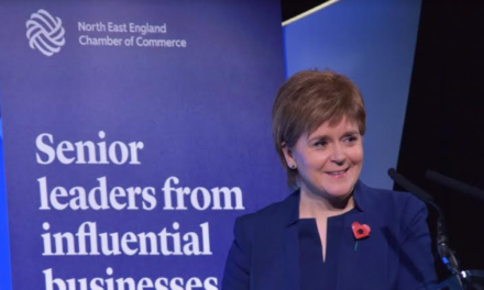 Nicola Sturgeon says North East Vital Link for Scotland's Infrastructure