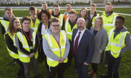 Newcastle Construction Week 2017 helps young people construct their future