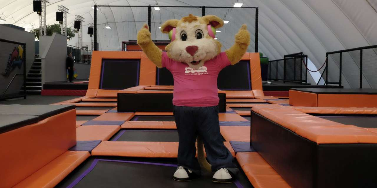 Xtreme Bounce helping North East kids jump for joy this Christmas