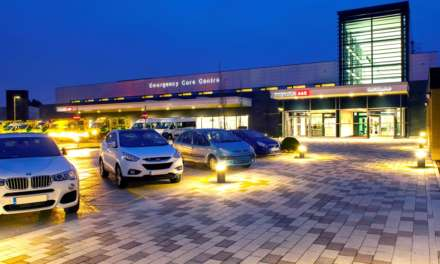 Patients rate QE hospital a great PLACE