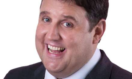 Peter Kay Announces Return to Stand Up