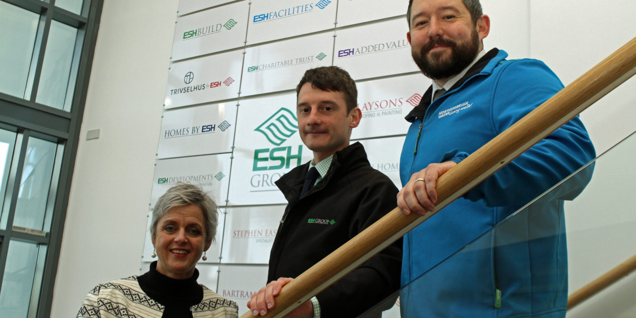 Automated Reader Helps Cut Utilities Costs for Esh Group