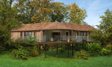 Luxury treehouses get the green light at Ramside