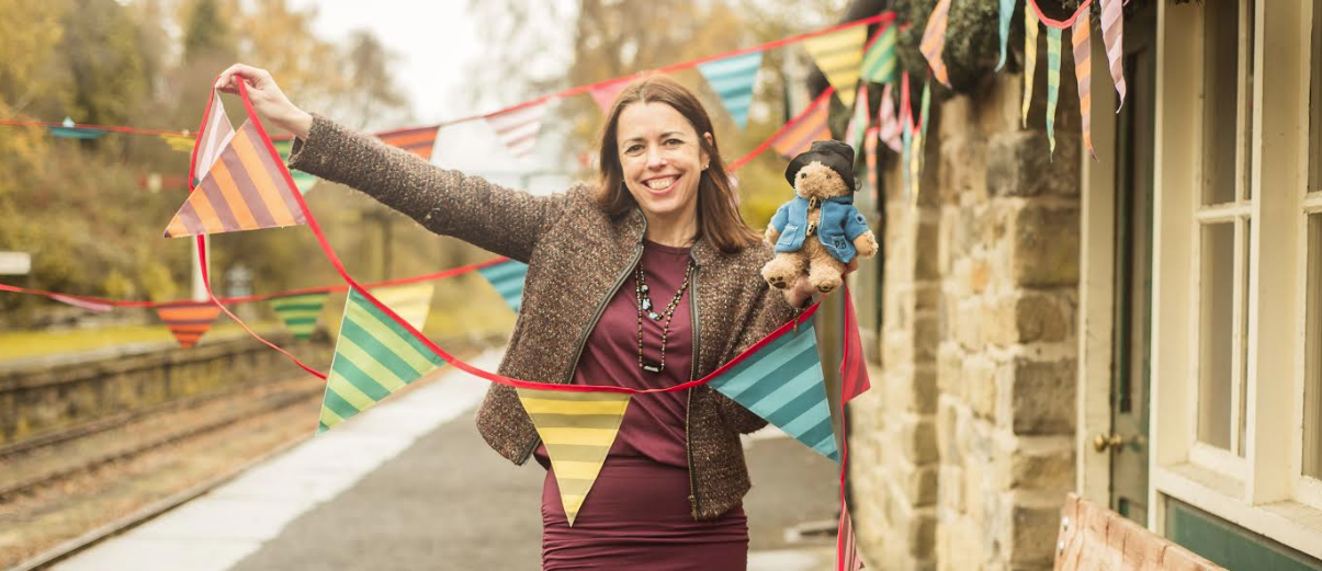 Paddington Bears Good News for North East Business Woman