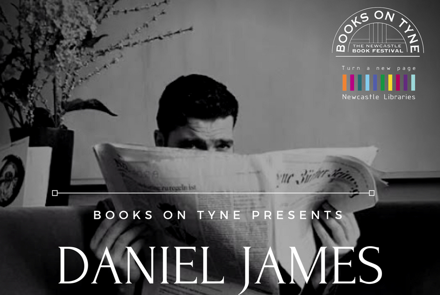Debut North East author to be joined by special guests for Books on Tyne 2017 tomorrow