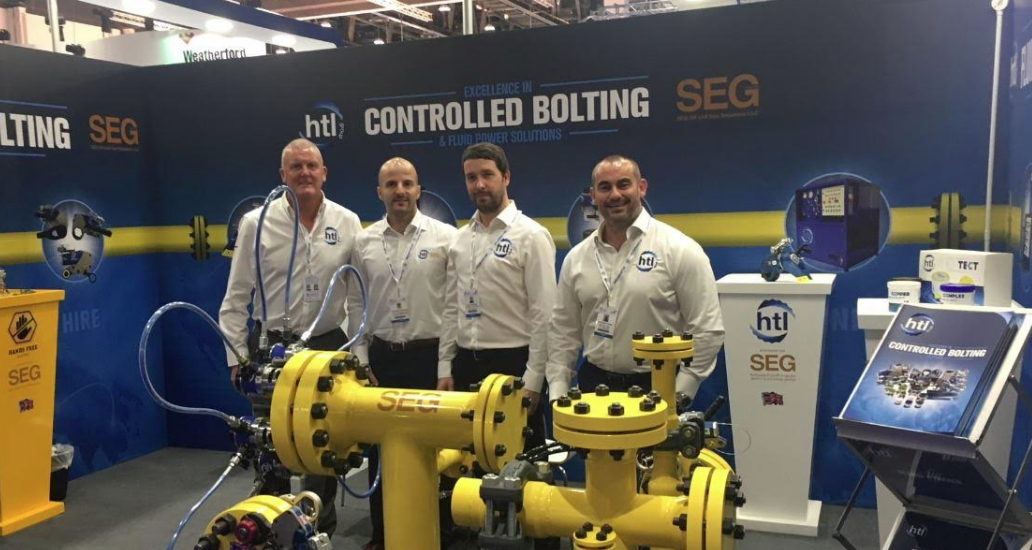 ADIPEC Success For Global OEM HTL Group