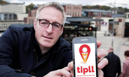 New app targets tourists and tipplers alike