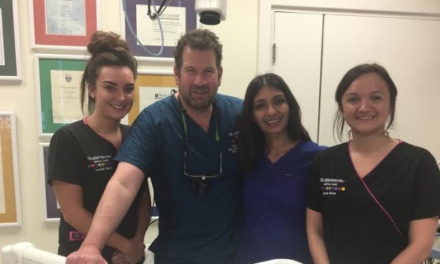 Teesside Dentists come to the Aid of Refugees