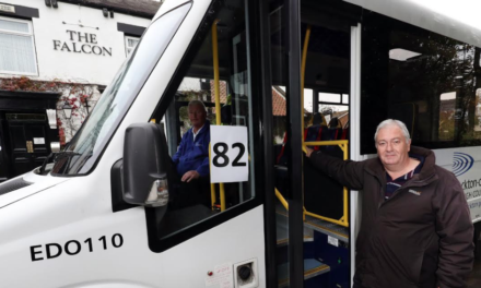 New Community Bus Route for Stockton-on-Tees Villages