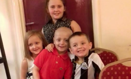 Bradley remembered at Christmas light switch on