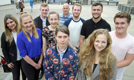 Student Summer Placement gives Undergraduates a Chance to Shine with Leading North East Companies