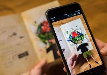 Newcastle Book Festival showcases augmented reality technology for kids – The Boy With His Head Stuck In A Book