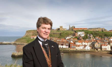 Join Bram Stoker's great grand-nephew for a literary fright night at Northumbria