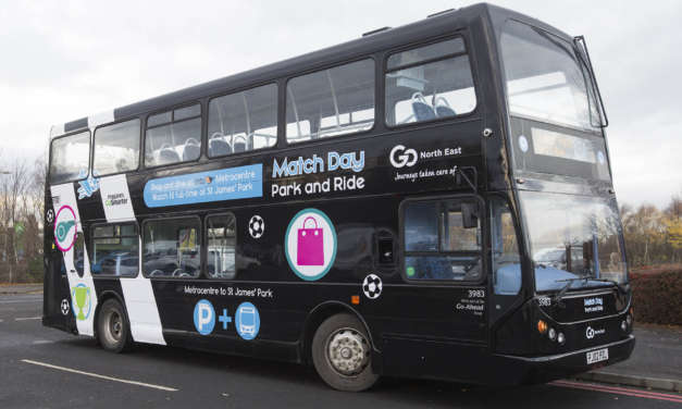 Chance to win tickets as match day travel gets a makeover
