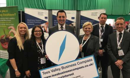 Tees Valley Business Compass enjoys first year supporting nearly 500 regional firms
