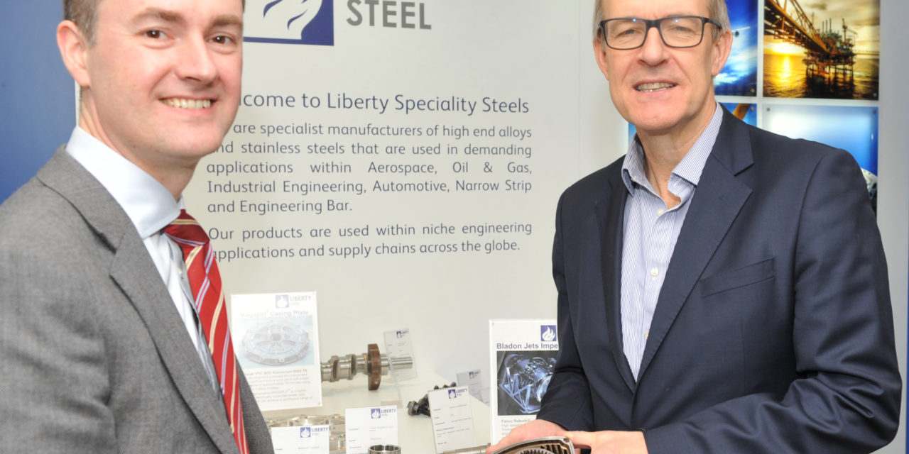Liberty House Group signs multi-million pound 'contract for innovation'