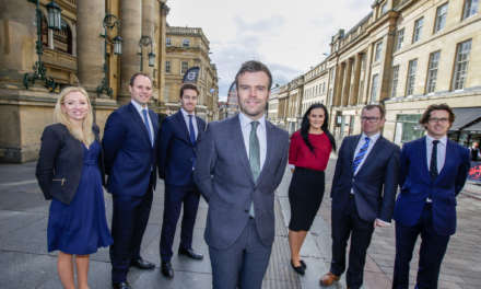 Ryecroft Glenton Corporate Finance delivers its most successful year to date and predicts a strong 2018