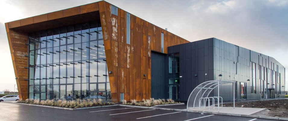 Godfrey Syrett delivers fit-out for new National College for Nuclear building in Cumbria