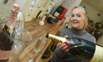 Former Boro star's mum turns back time for Tees Drinkers