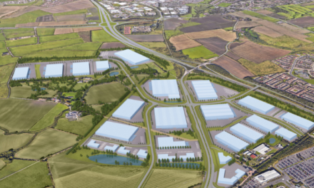 New Firms and Planning Application Looming