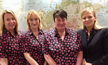 Gosforth travel management company secures new quality accreditation